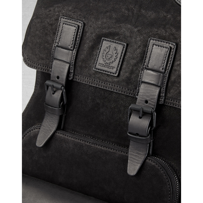 Men Belstaff TOURMASTER BACKPACK BLACK Outlet Online
