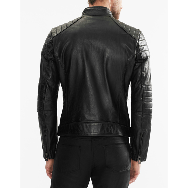 Men Belstaff WEYBRIDGE JACKET BLACK Outlet Online