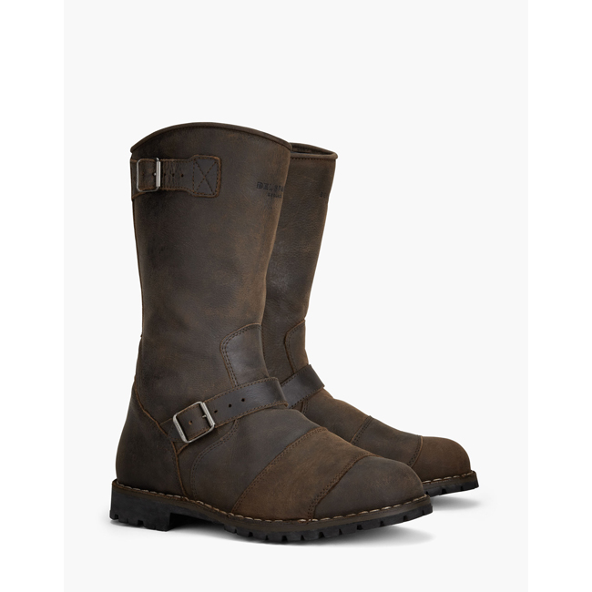 Men Belstaff ENDURANCE BOOT  BLACK/BROWN Outlet Online
