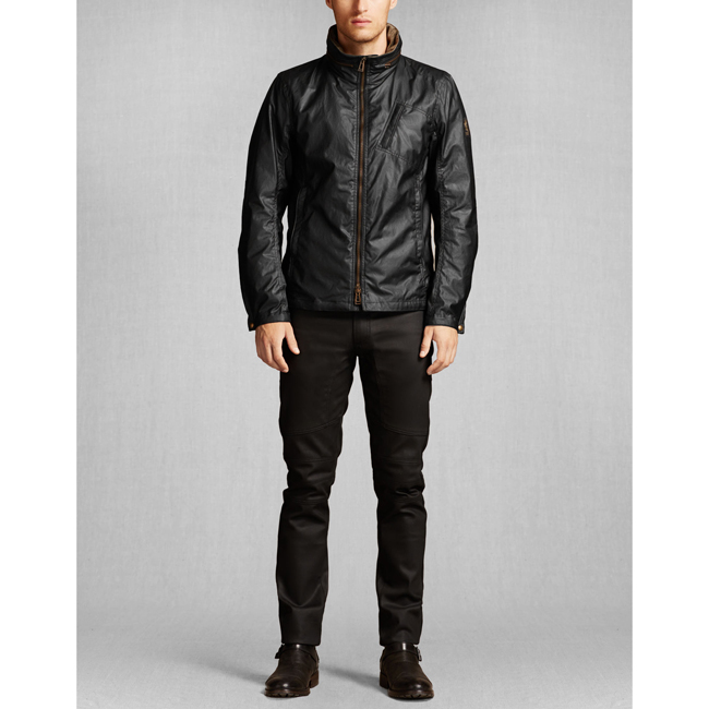 Men Belstaff CITYMASTER JACKET BLACK Outlet Online
