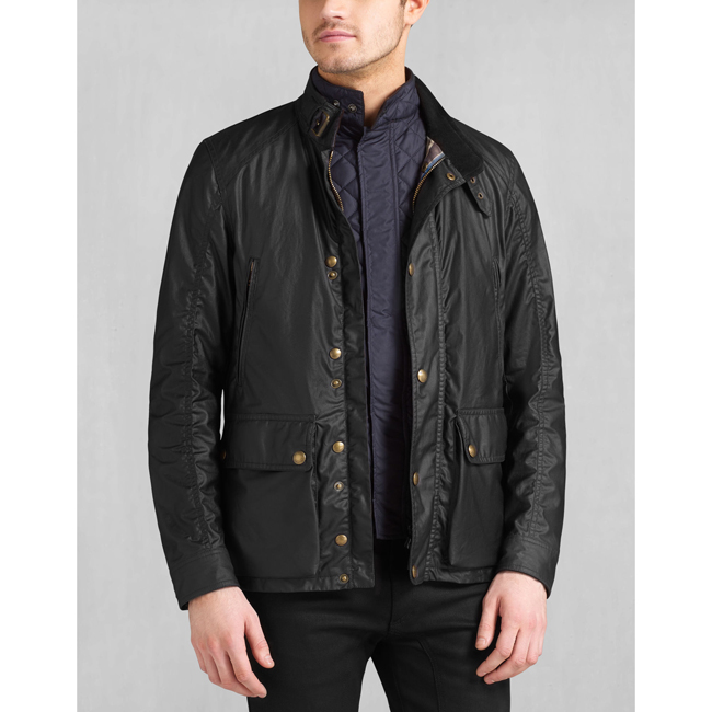 Men Belstaff TOURMASTER JACKET DARK NAVY Outlet Online