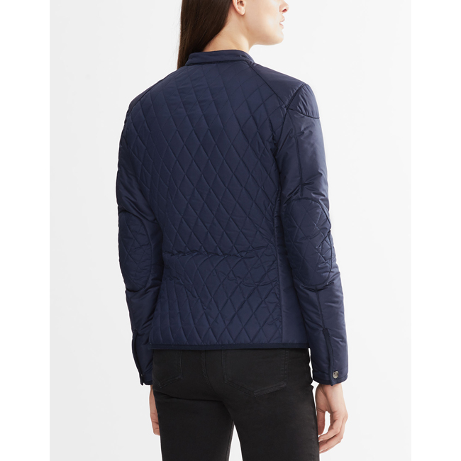 Women Belstaff RANDALL 2.0 JACKET BRIGHT INDIGO Outlet Online