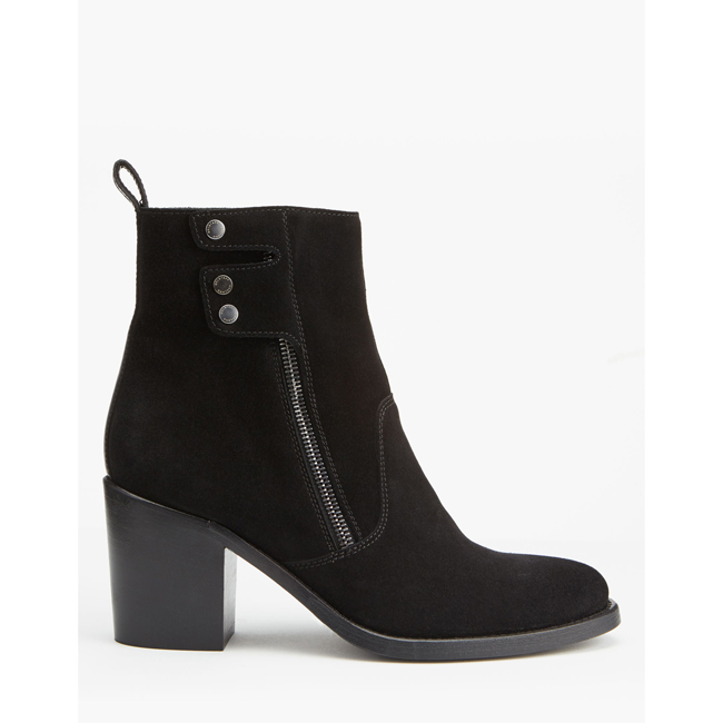 Women Belstaff DURSLEY BOOTS  BLACK Outlet Online